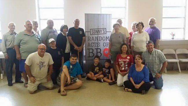 Random Acts, one of our Missions at Pine Forest United Methodist Church