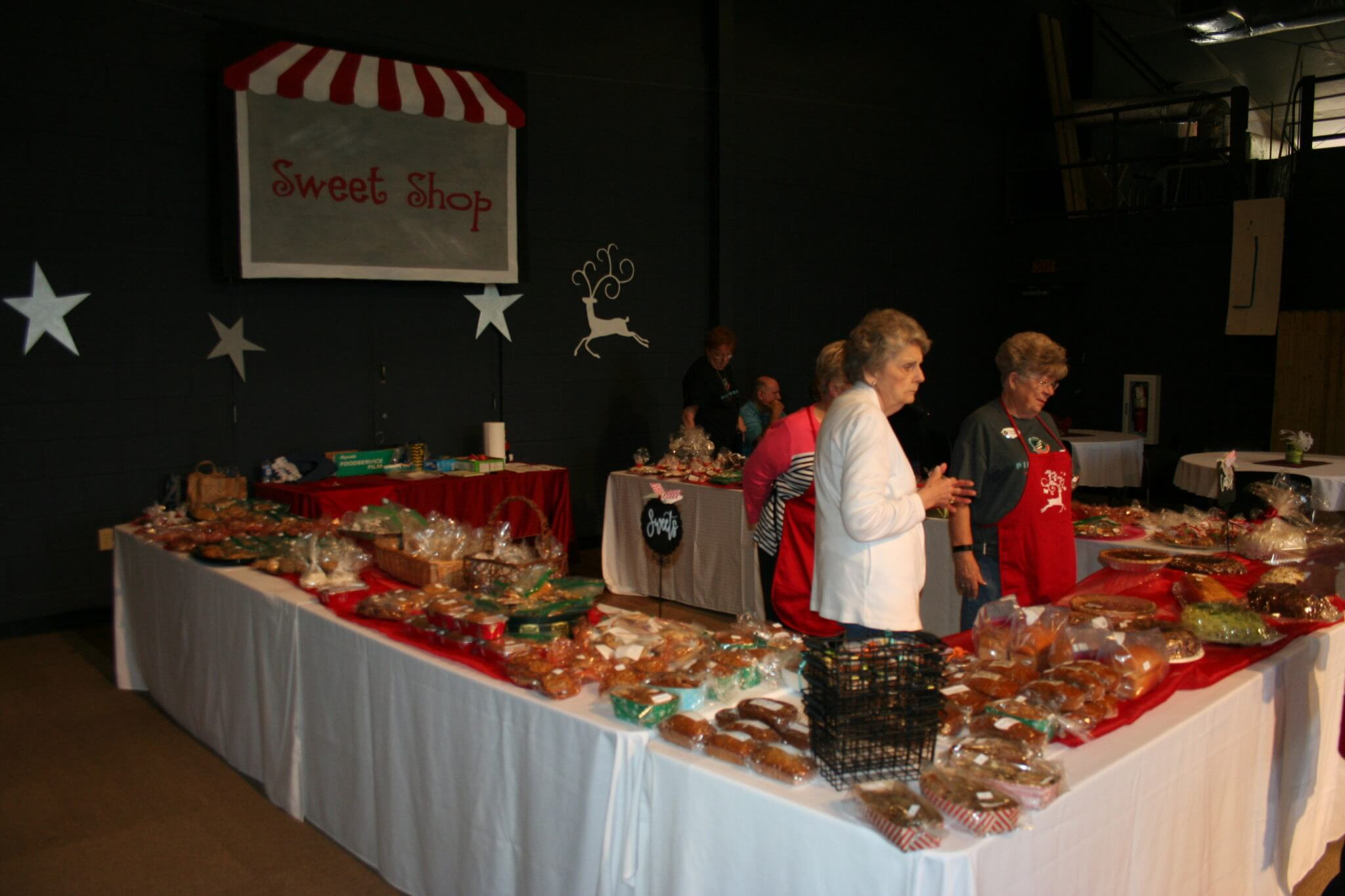 The Sweet Shop at Pine Forest United Methodist Church Arts & Crafts Festival